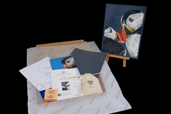 Puffin Art Kit